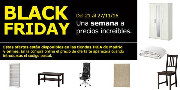 Ofertas ikea_blackfriday