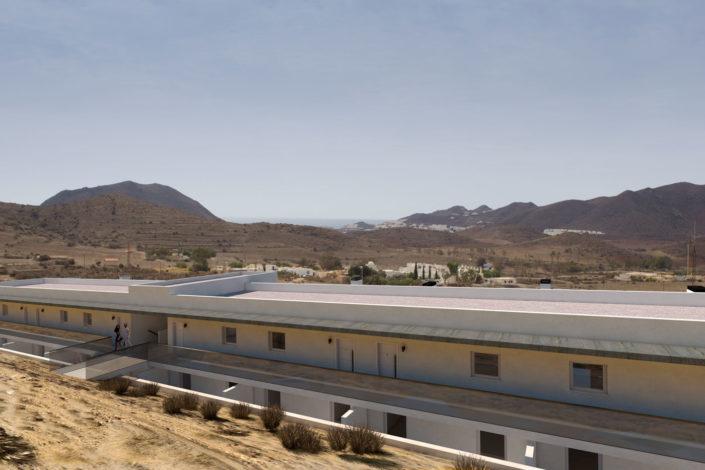 21 Apartamentos de obra nueva en El Pozo de Los Frailes