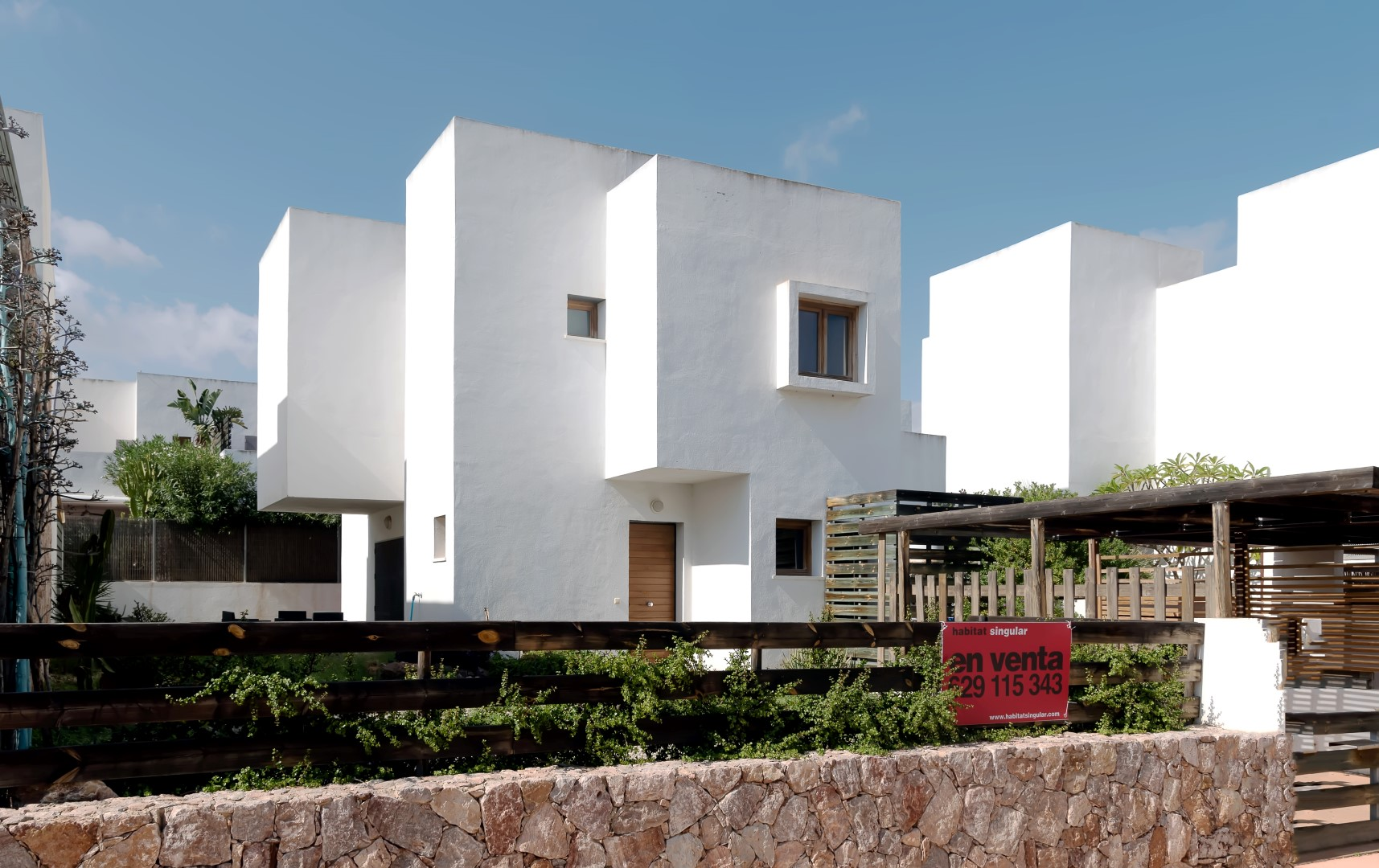 Casa individual en urbanización privada en Rodalquilar
