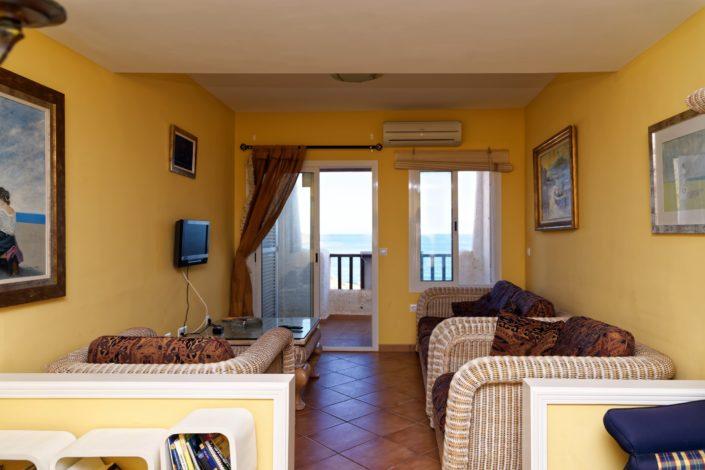 Apartamento con vistas al mar en La Isleta
