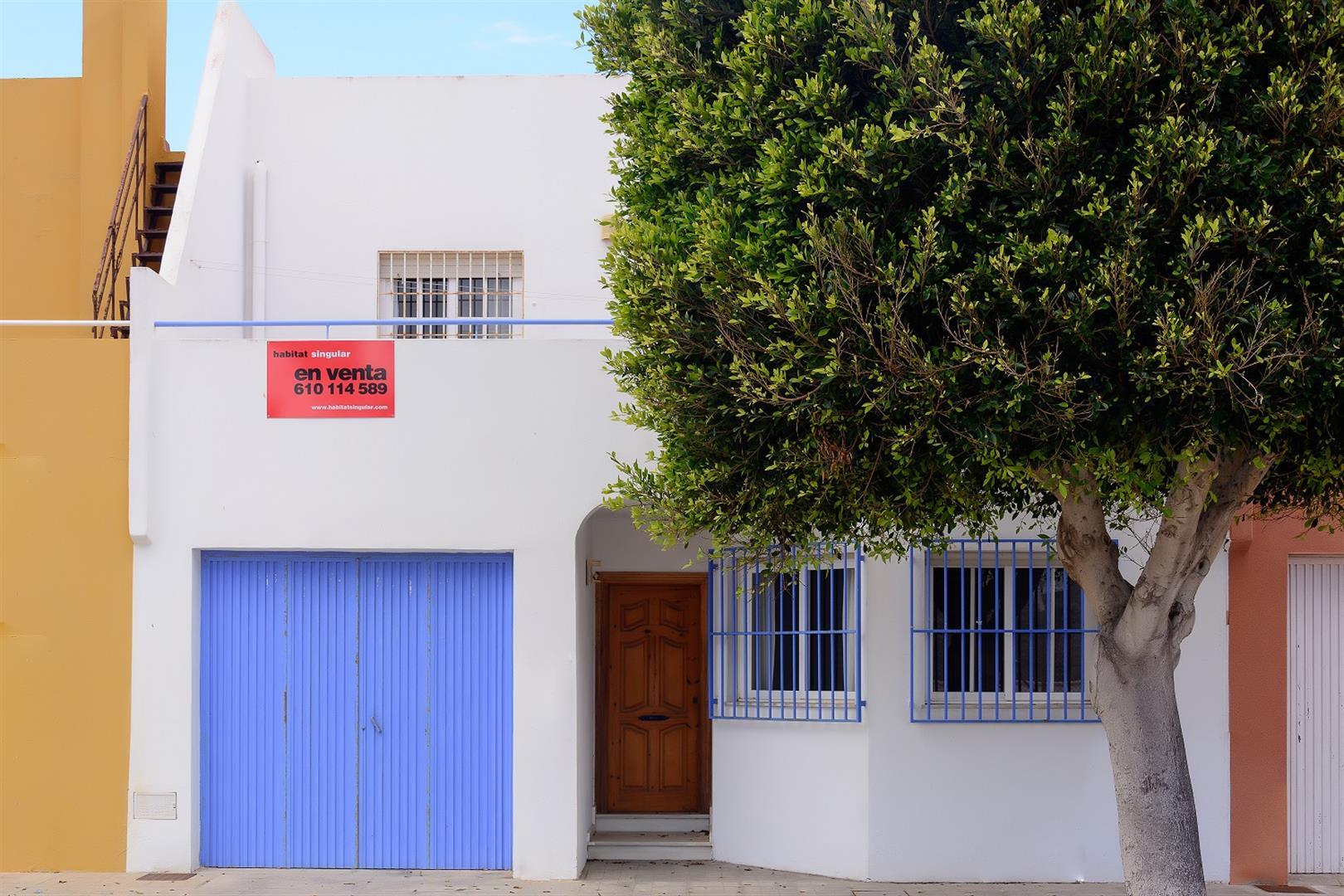 Duplex familiar en La Almadraba de cabo de Gata